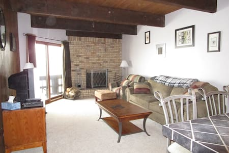 Cozy quiet condo on Mt Crested Butte