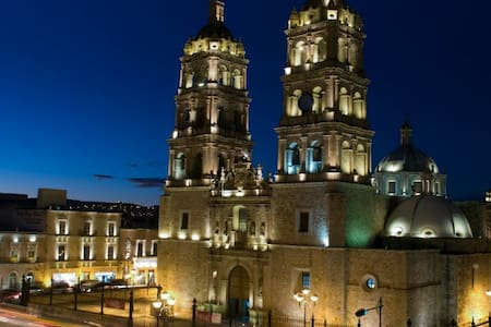 DURANGO A DIFFERENT TASTE OF MEXICO - Bed & Breakfast