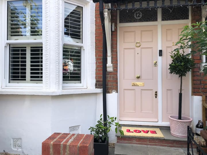 Trendy East London Victorian House