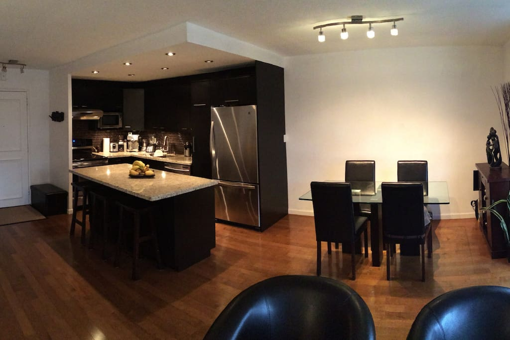 Modern spacious high park 2 bedroom apartments for rent - 2 bedroom apartments in toronto canada ...