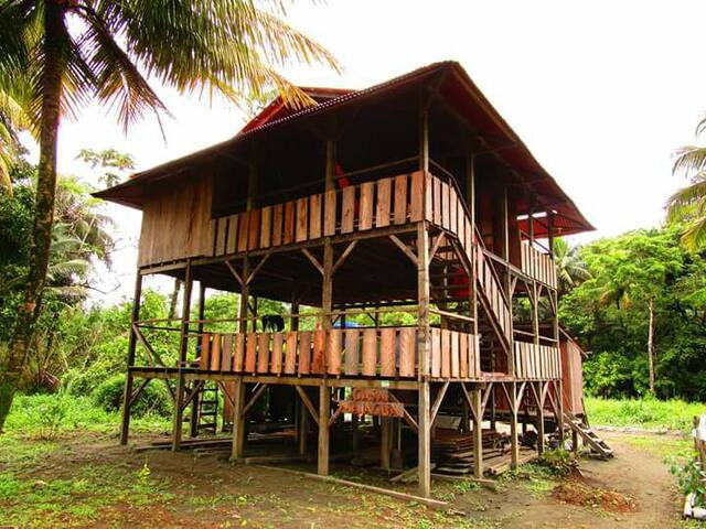 Casa Majagua en Playa La barra - Buenaventura - House