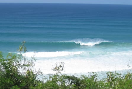 Surfer's Beach Apartment - Ocean view - Aguadilla