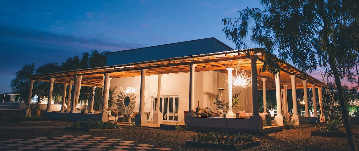 Sweetfontein Boutique Farm Lodge