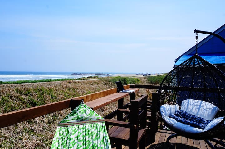SurfOceanViewCozyBBQHouseKashima