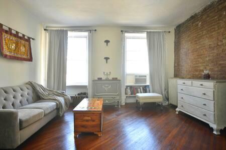 Brooklyn Heights Baroque Beauty