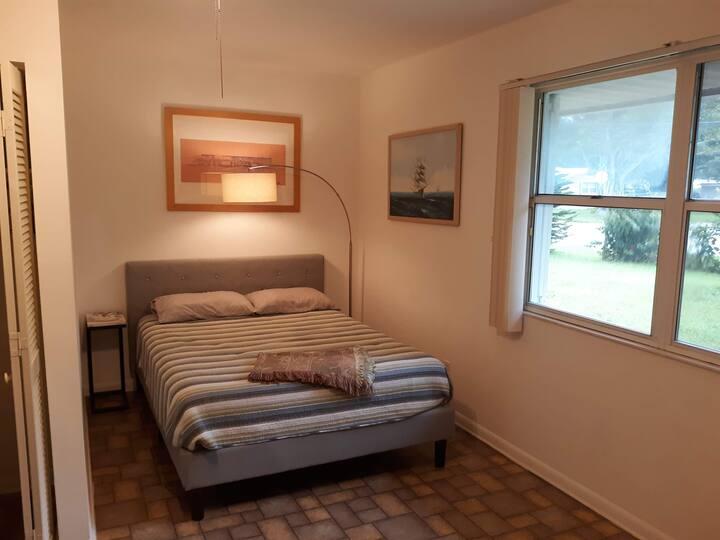 Casa Tortuga, simple suite.