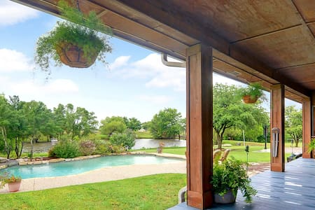 Picturesque, Peaceful Getaway - Rockwall