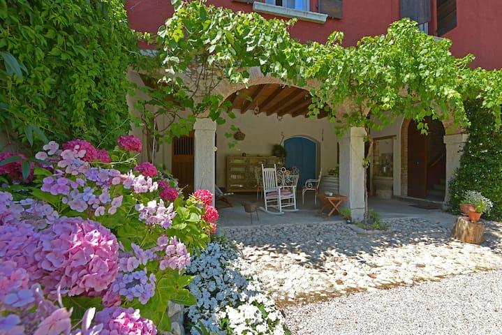 Casa Maria-Lago di Garda - Manerba del Garda  - Lägenhet