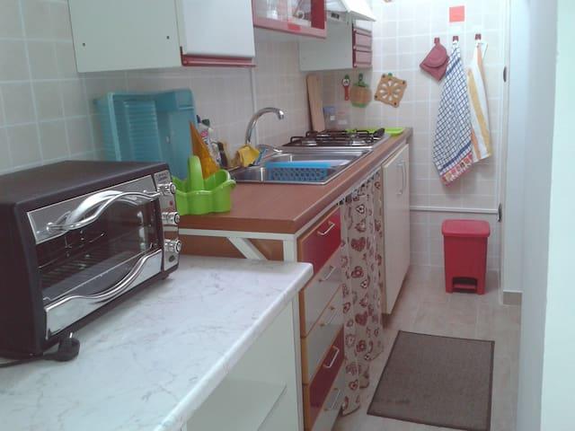 Casa vacanza con lo splendido mare - Lizzano - Hus