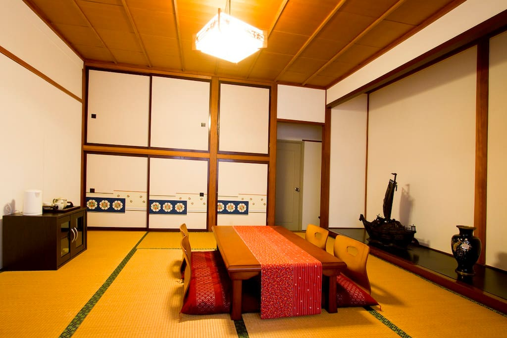 Japanese private room