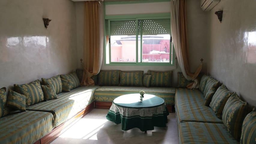 Résidence Al Atlas - Marrakesch - Wohnung