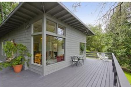 Sillicon Valley Country Living - Portola Valley - Haus