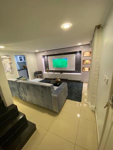 Studio duplex 1 chambre de luxe Bali/Bonapriso