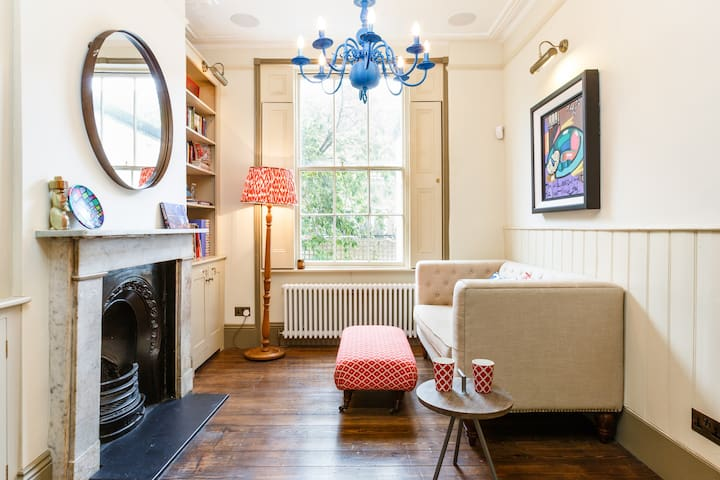 Beautiful, Georgian Townhouse in Islington