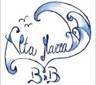 B&B Alta marea - Margherita di Savoia - Bed & Breakfast