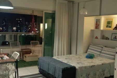 Delícia de lugar! Lovely place! Como se em casa... - Brasília - Apartament