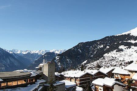 ski-in/out just above Medran Lift ! - Apartamento