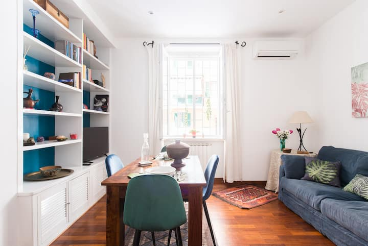 Al Makan, your stylish home in Rome