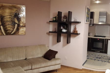 Comfortable flat. 15 minutes walk from city center - Baku - Apartment