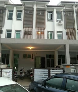 Cosy & Well-Equipped for Short Stay - Kampar