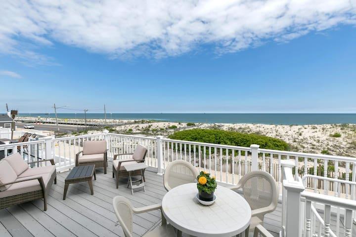 5 Bedroom Beachfront Home