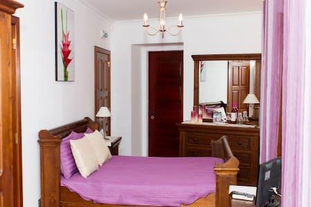 Casa do Brasão (quarto duplo) - Tabuaço - Guesthouse