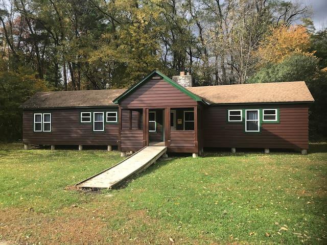 Summer Camp Cabin at Camp Whitcomb/Mason-Centaurus