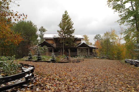 Kana'ti Lodge- Kana'ti Room - Hot Springs - Szállás a természetben