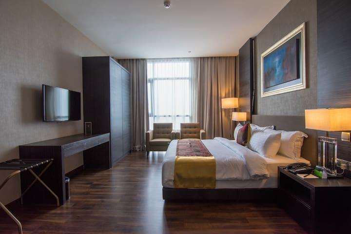 Luxurious and cozy suite in Penang - Seberang Jaya - Leilighet