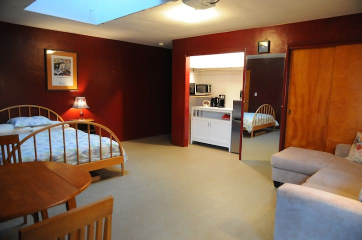 Sweet Downtown Arcata Suite
