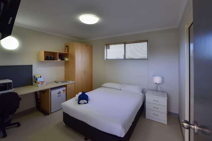 Lake Tyrrell Accommodation - Single Room