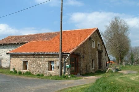 S/C accommodation in converted barn - Chéronnac - Muu