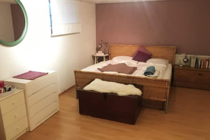 Sweet room with double bed