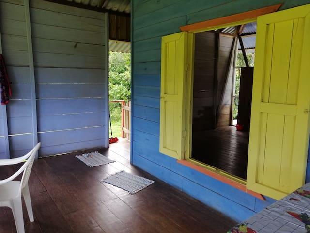 Casa Tucán sitio x relajarse meditar tés hierbas