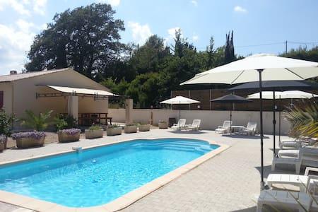 AIE PEPITA villa avec piscine - DRAGUIGNAN