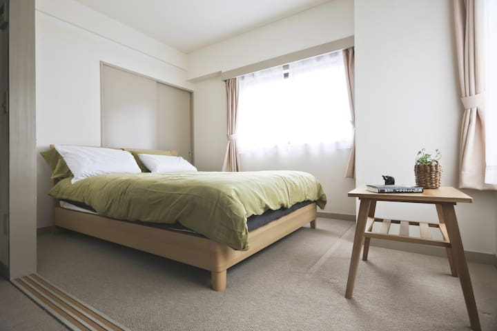 Spacious Quiet Central Convenient - Shibuya - Apartemen