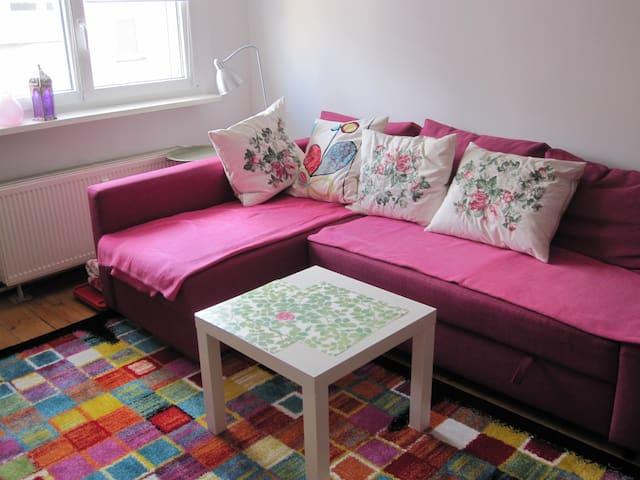 Gemütliche 3,5 Wohnung in ruhiger,zentraler Lage - Hagen - Appartement