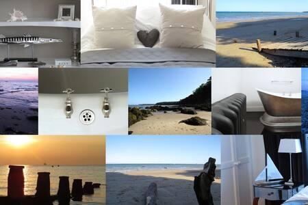 Luxury spacious home near the seaside in Bembridge - Bembridge - Huis