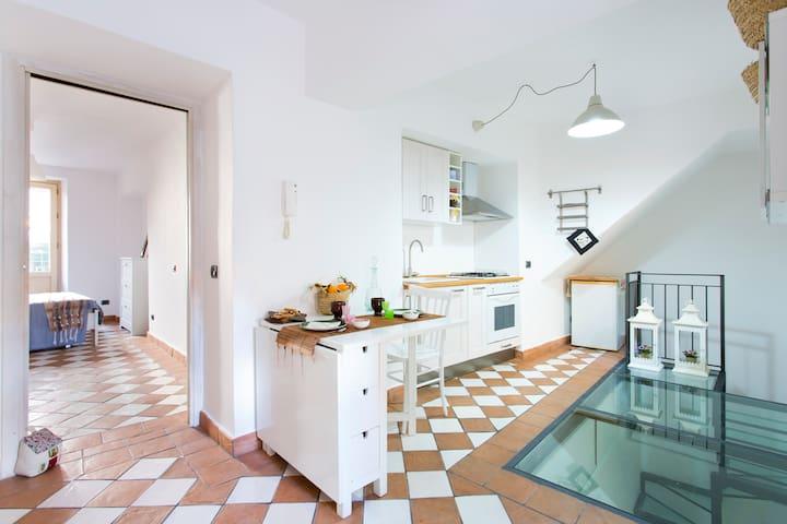 CIAMBRA'S ART - Monreale - House