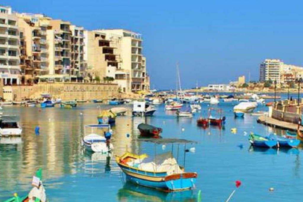 Appartamenti A Malta