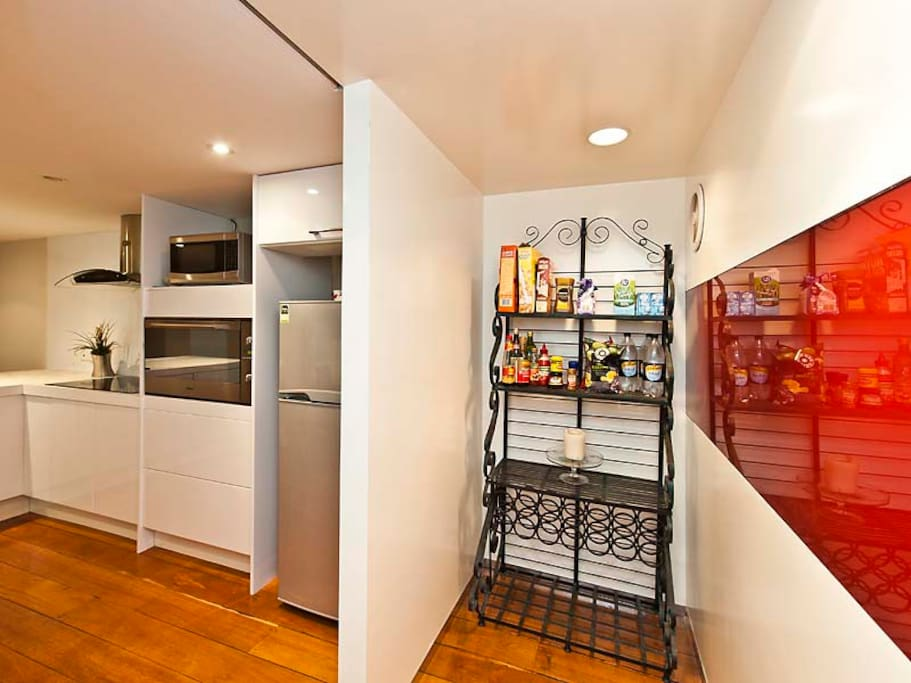 Kitchen / Pantry