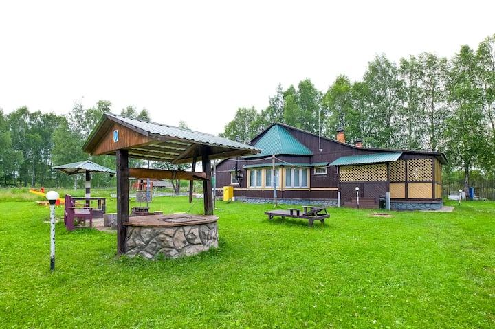 ALLOMAKAR Camping 🏕 Volga