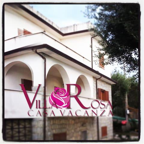 Villa Rosa Cilento Panoramico - Caprioli - Huoneisto