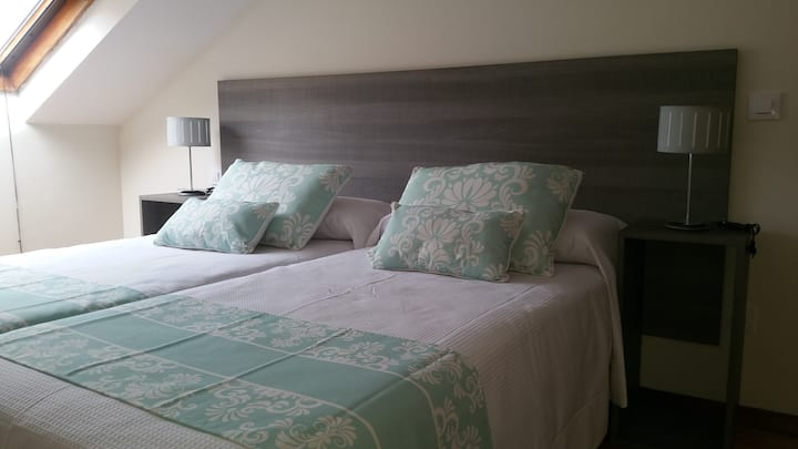 Fantastic flat in Suances beach