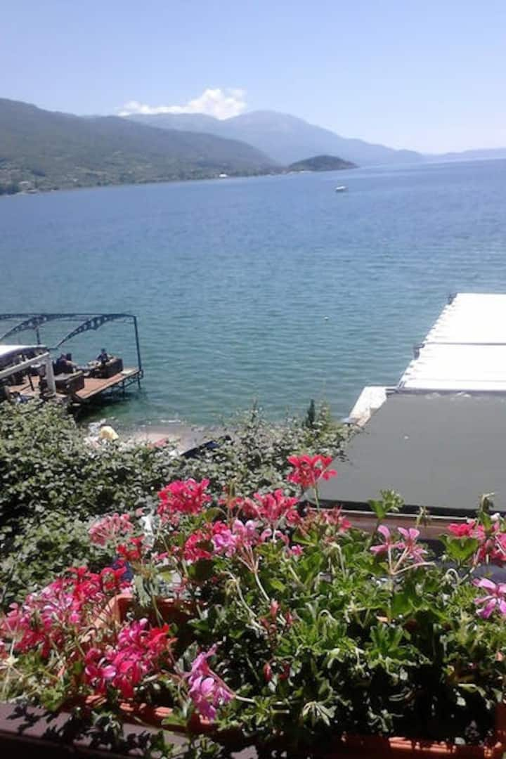 Orhidea House/ Double Room;Balcony with Lake View