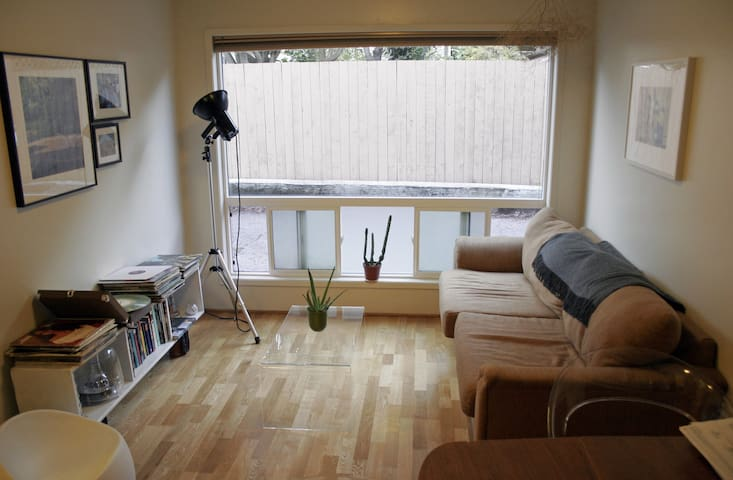 Stylish, modern, first level apartment, close in. - Portland - Appartement