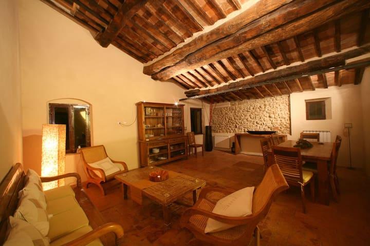 Tuscany country Village near Siena - Sovicille - Huoneisto