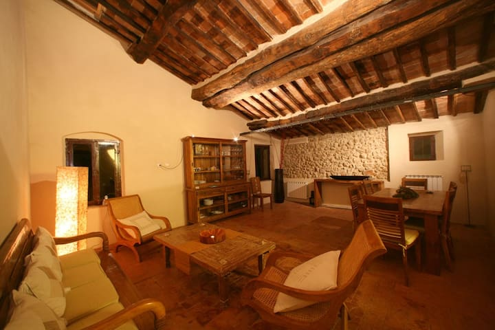 Tuscany country Village near Siena - Sovicille - Apartamento