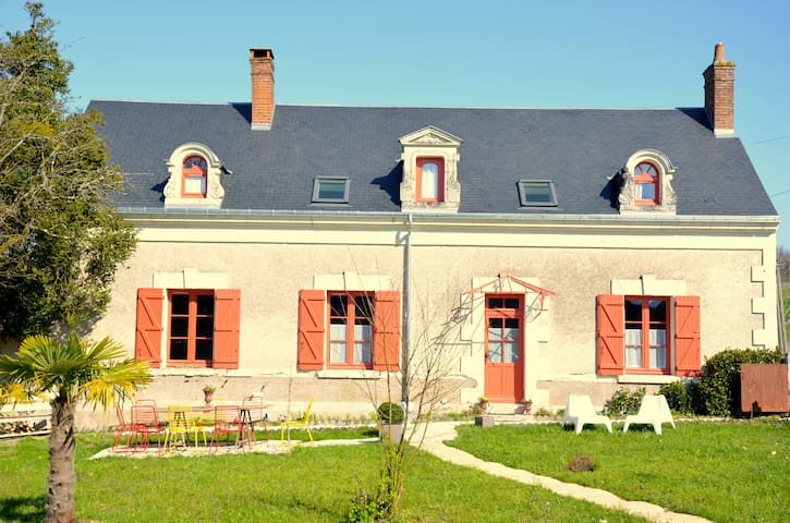 Le Clos du Parc - Gîte de charme châteaux/Beauval - Monthou-sur-Cher - Huis
