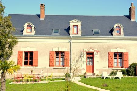 Le Clos du Parc - Gîte de charme châteaux/Beauval - Monthou-sur-Cher - Talo
